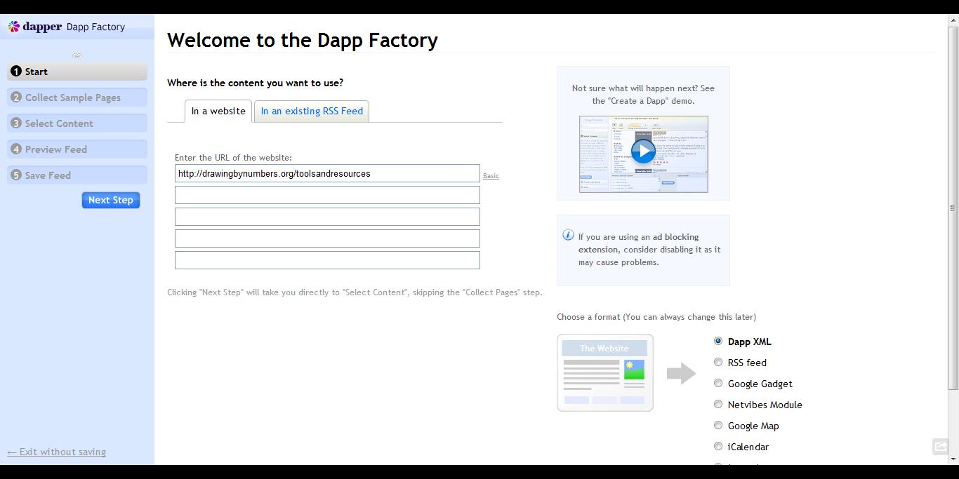 Dapper - Step by Step Part 1