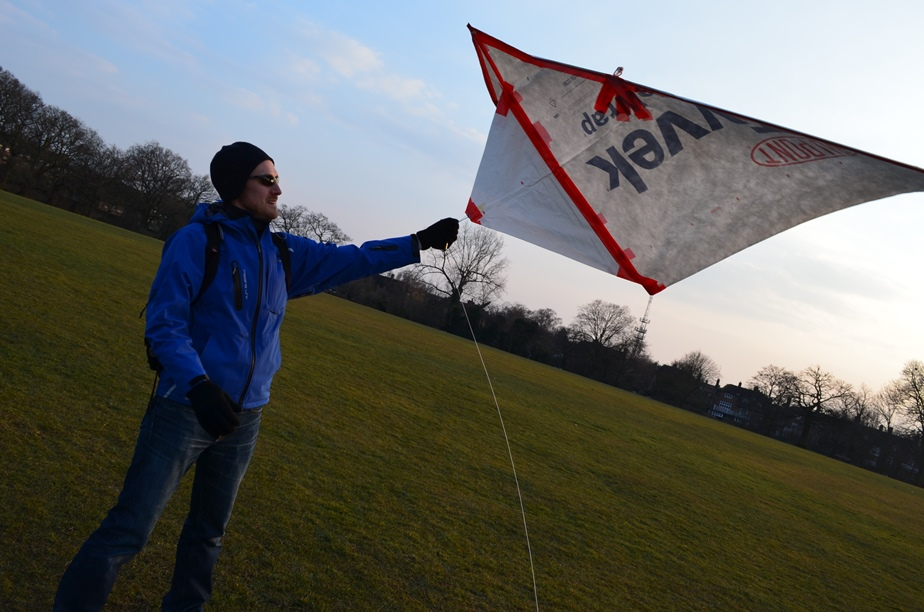 Kite mapping