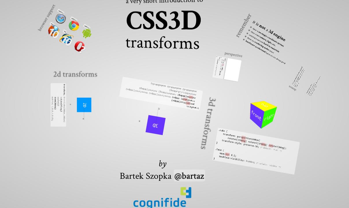 example of impress.js presentation