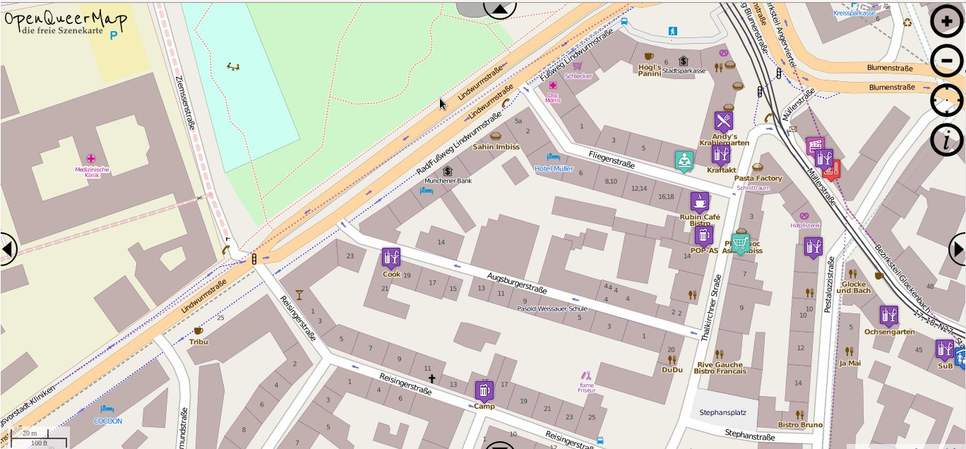 OpenStreetMap OSM Visualising Information For Advocacy - Create street map